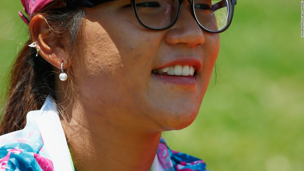For the first time, the Women's U.S. Open will be held at the same course the week after the men's event has finished. Lydia Ko -- the world No. 3 from New Zealand -- was at Pinehurst to watch the final round.