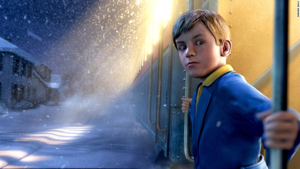 "The popularity of 3-D movies ebbed and flowed over decades. ""The Polar Express,"" a hit in 2004, was one of several big studio productions that reintroduced 3-D to mainstream audiences. It also made history as the first full-length 3-D IMAX picture."
