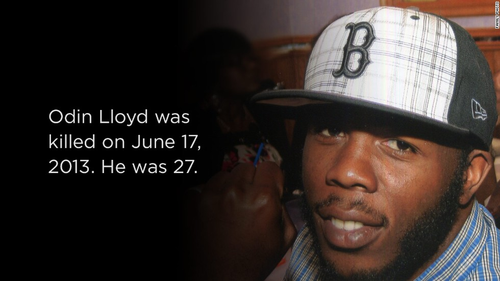 Remembering Odin Lloyd The Man Aaron Hernandez Is Accused