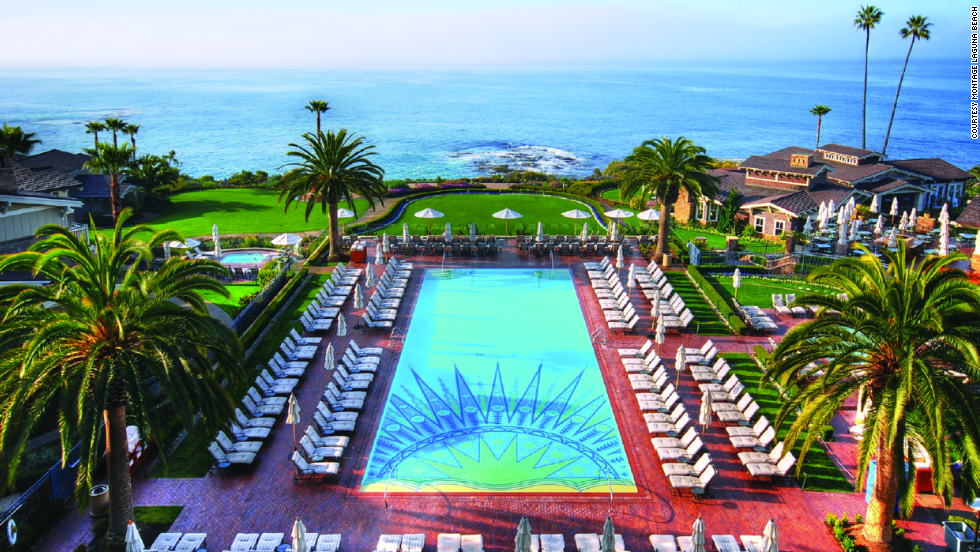 California Coasts Best Hotels