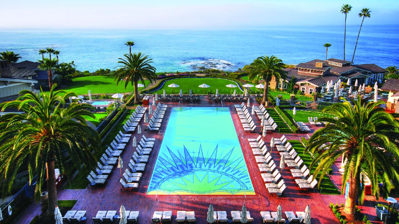 california coast's best hotels   cnn travel