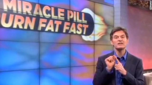 Dr Oz Dietary Supplements Under Investigation Cnn