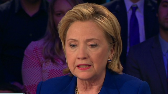 Clinton: Deportation makes no sense