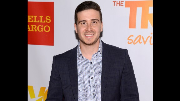 """Vinny Guadagnino snagged a talk show on MTV, the short-lived """"The Show With Vinny,"""" in 2012.  In 2014, <a href=""""http://allhiphop.com/2014/02/04/vinny-from-jersey-shore-talks-lil-wayne-calls-nicki-minaj-a-btch-more-video/"""" target=""""_blank"""" target=""""_blank"""">he told a New York radio station</a> he had a negative run-in with rapper Nicki Minaj."""