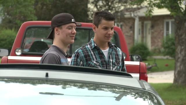 Teens Intercept 9 Year Old Driver