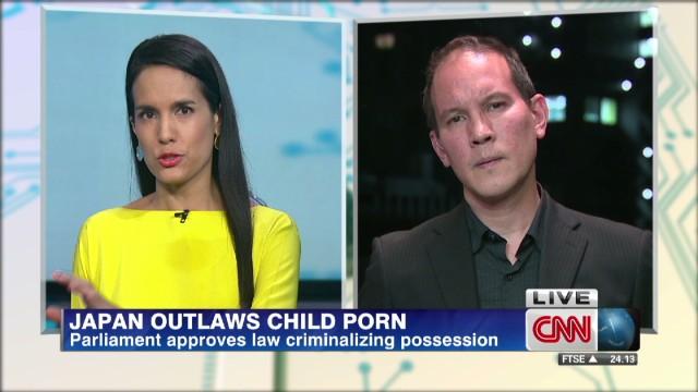 Japan Bans Possession Of Child Porn - Cnn Video-9305