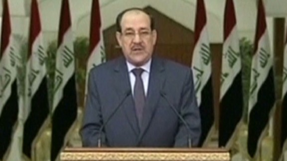 iraq Al-Maliki has to go for Iraq