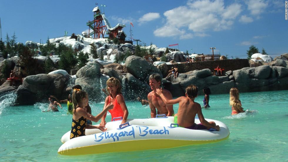 Top 10 U S Water Parks Making A Splash Cnn Travel