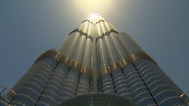 They Say Theyre Building Worlds Tallest >> Inside The Tallest Building In The World