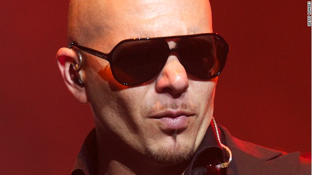 Pitbull sends private plane to Puerto Rico to transport cancer patients