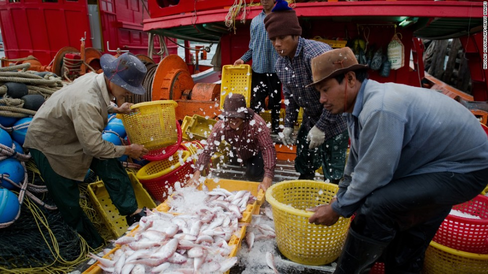 Image result for cnn trafficked labour in thai fishing