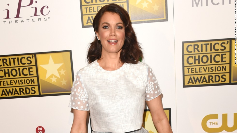 Bellamy Young attends the 4th Annual Critics' Choice Television Awards on June 19 in Beverly Hills, California.