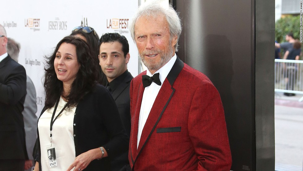 "Clint Eastwood attends premiere of ""Jersey Boys""on June 19 in Los Angeles, California."