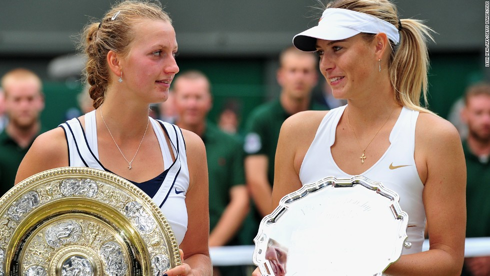 Since her teenage success, her best performance at Wimbledon was reaching the final in 2011, when she lost to Czech star Petra Kvitova.