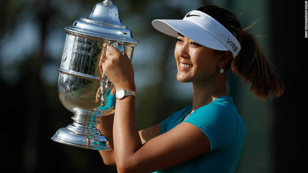 Image result for michelle wie wins u.s. open