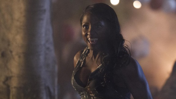"""During """"True Blood's"""" June season premiere, Rutina Wesley's vampire Tara met her final death while protecting her mother. Viewers were caught off-guard by Tara's sudden demise, but Wesley wasn't, and she supported the decision. """"I think it's great,"""" she told Entertainment Weekly of her character's death. """"I think somebody had to go."""""""