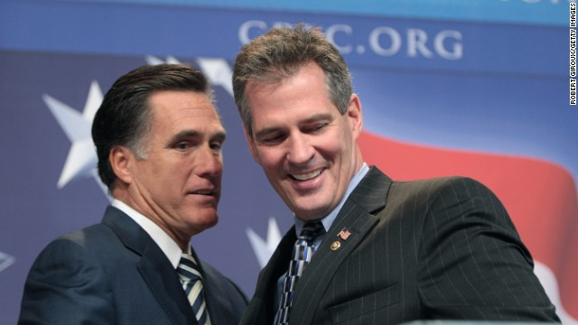 Romney for Brown in New Hampshire