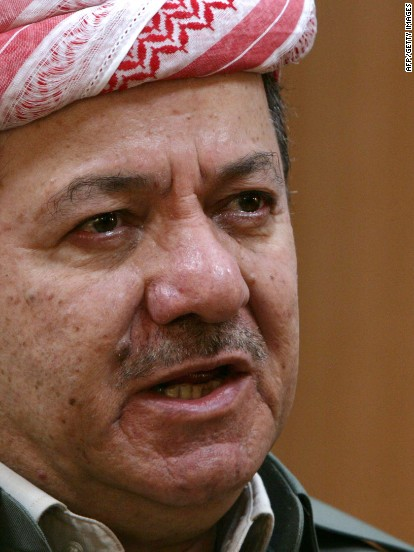 Massoud Barzani Fast Facts
