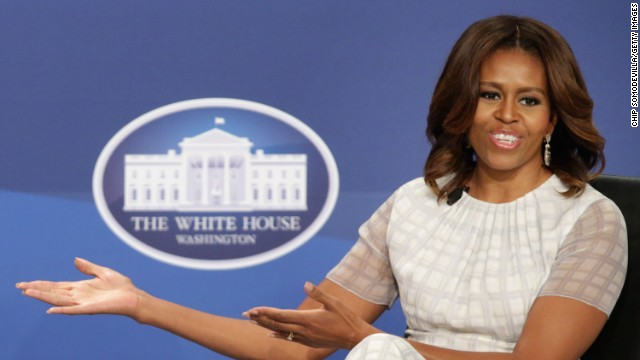 First lady Michelle Obama has said she has no plans to run for office after her husband leaves the White House.