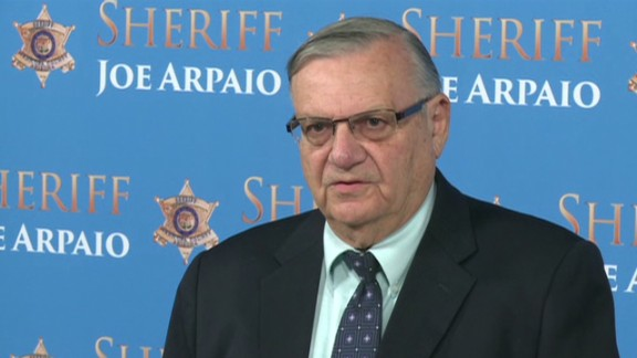 Maricopa County Sheriff Joe Arpaio has been threatened by a stalker, according to the sheriff's office.