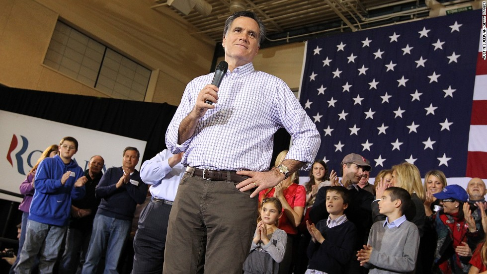 "Mitt Romney, the man worth upward of $200 million and the son of a governor and powerful executive, told an audience in New Hampshire in 2012 that he, too, knew what it was like to worry about getting fired. ""There were a couple of times I wondered if I was going to get a pink slip,"" Romney said, to the collective groans of <a href=""http://politicalticker.blogs.cnn.com/2012/02/29/dnc-romney-out-of-touch/?iref=allsearch"">Democrats</a> and Republicans."