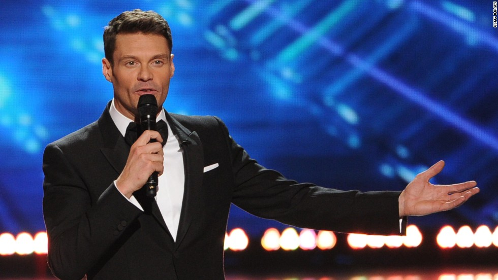 Image result for Ryan Seacrest makes 'American Idol' history by missing hosting duties