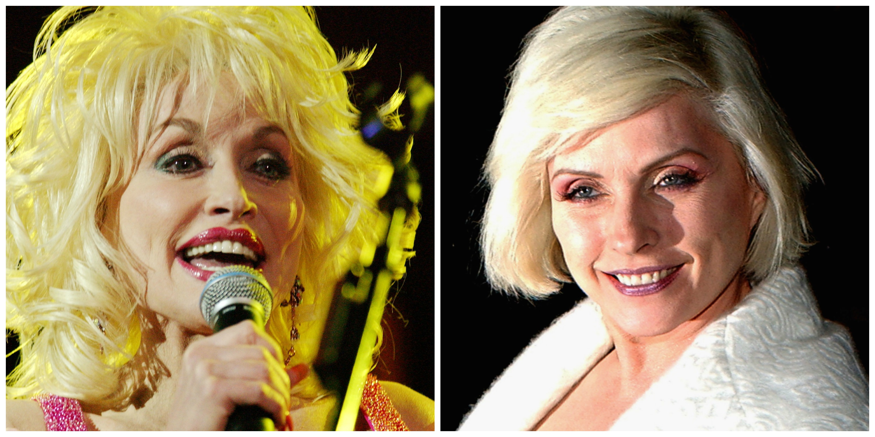 Dolly Vs Debbie Who Will Be Crowned Queen Of Glastonbury