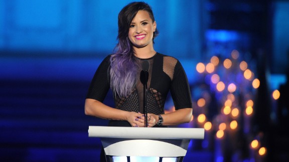 """Hollywood star Demi Lovato has become an advocate for the mentally ill after coming forward about her own struggles. """"Doing better with bipolar disorder takes work, and it doesn't always happen at once."""""""