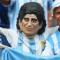 getty wc argentina maradona mask