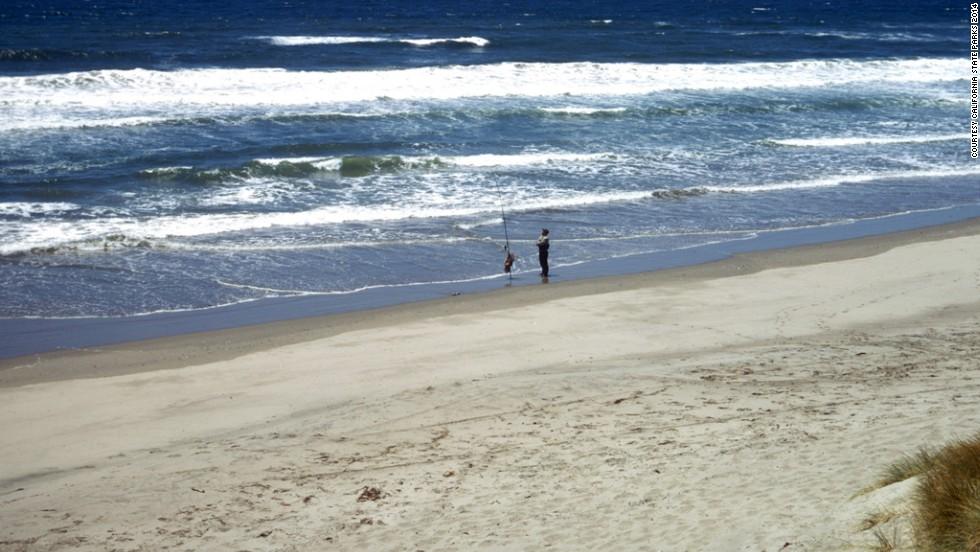 ca monterey Nude beach