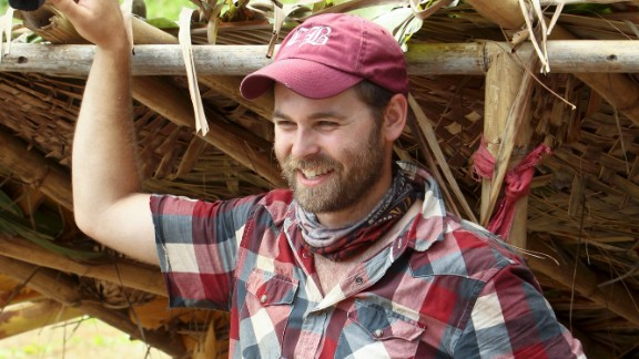 """Former """"Survivor"""" contestant Caleb Bankston died while working on a coal train near Birmingham, Alabama, on June 24, 2014, a railway official confirmed to CNN. Bankston, a 27-year-old train conductor, was a contestant on """"Survivor: Blood vs. Water"""" along with his fiance, Colton Cumbie, according to the CBS show's website."""