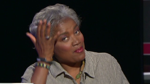Brazile: Clinton still has her 'street cred'