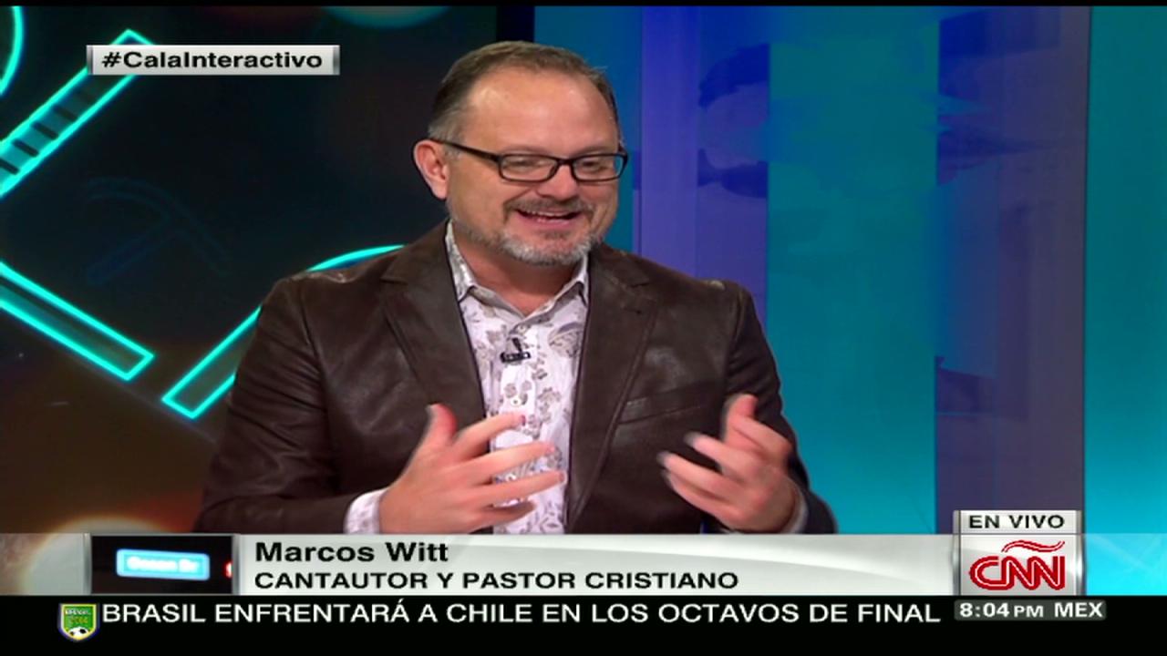Entrevista a Marcos Witt - CNN Video