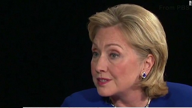 Clinton hits reset on wealth comments