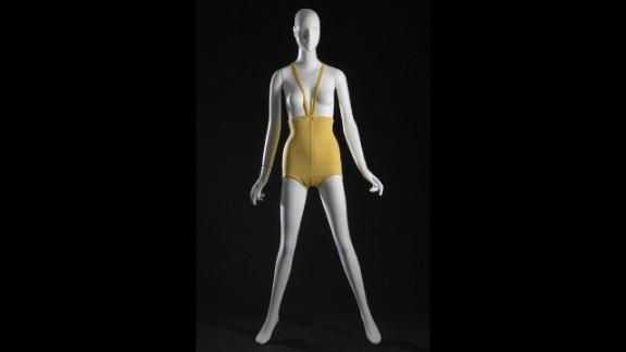 Avant garde fashion designer Rudi Gernreich