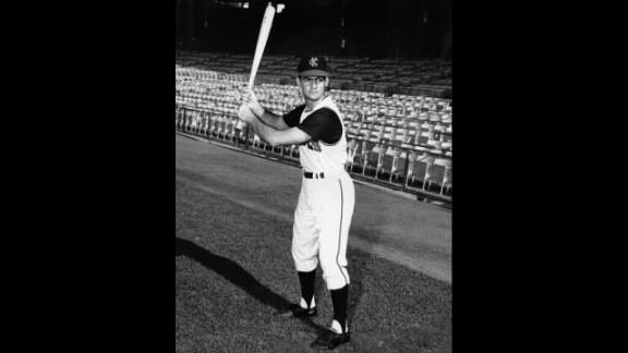 Baseball was big around the country as exciting young players, like Tony La Russa, joined lineups. La Russa, pictured here with the Kansas City A
