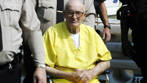 Edgar Ray Killen, found guilty in 2005 of three counts of manslaughter in the 'Mississippi Burning,' murders, is still in prison.
