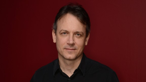 """Filmmaker Brian Knappenberger, director of """"The Internet"""