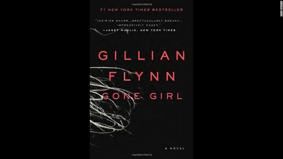"<strong>""Gone Girl,"" </strong><strong>by Gillian Flynn: </strong>Finally, the blockbuster mystery is out in paperback. If you haven't read it yet, read it now, before the film version (out on October 3) reveals all of its fiendishly clever twists and turns."
