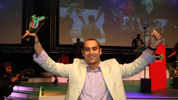 """Ebrahim's efforts won him the 2012 Emerging Tourism Entrepreneur of the Year Award, and he is thinking of expanding his operations to other regions: """"We have a transferable concept and there is no reason why it couldn't work in other countries too,"""" he says."""