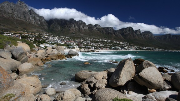 According to the national statistical service of South Africa, tourism was worth nearly $9 billion and provided around 4.6% of the country's employment in 2012, which makes competition among tour operators stiff. Ebrahim soon realized that apart from taking his clients to beauty spots like the 12 Apostles mountain range, pictured, he needed to offer a service that would make him stand out from the crowd.