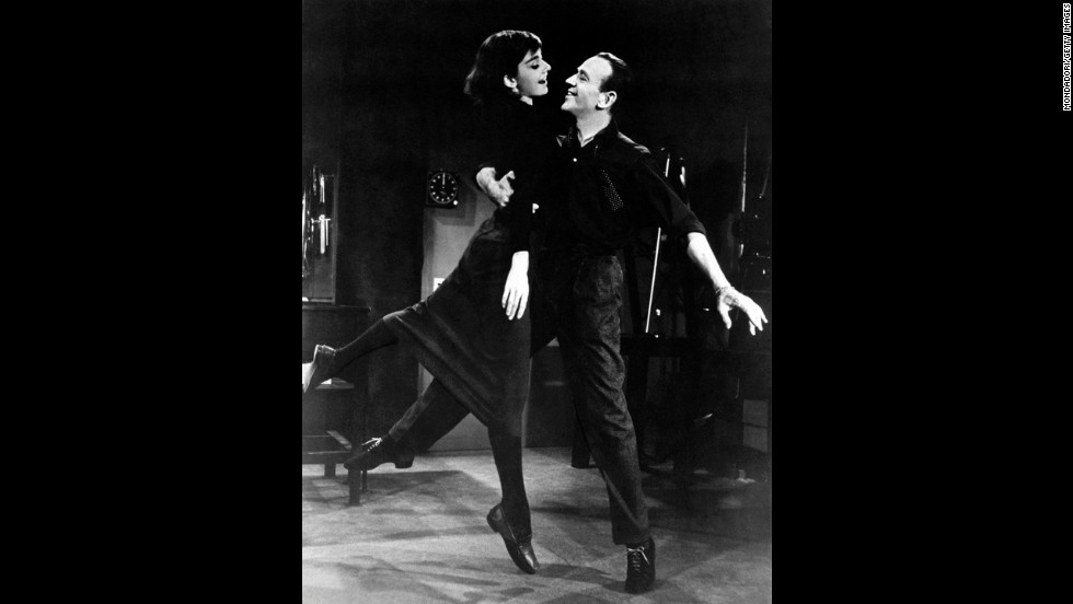 "<strong>""Funny Face"" (1957)</strong> - Audrey Hepburn dances with Fred Astaire in this lovable  musical. (Netflix)"
