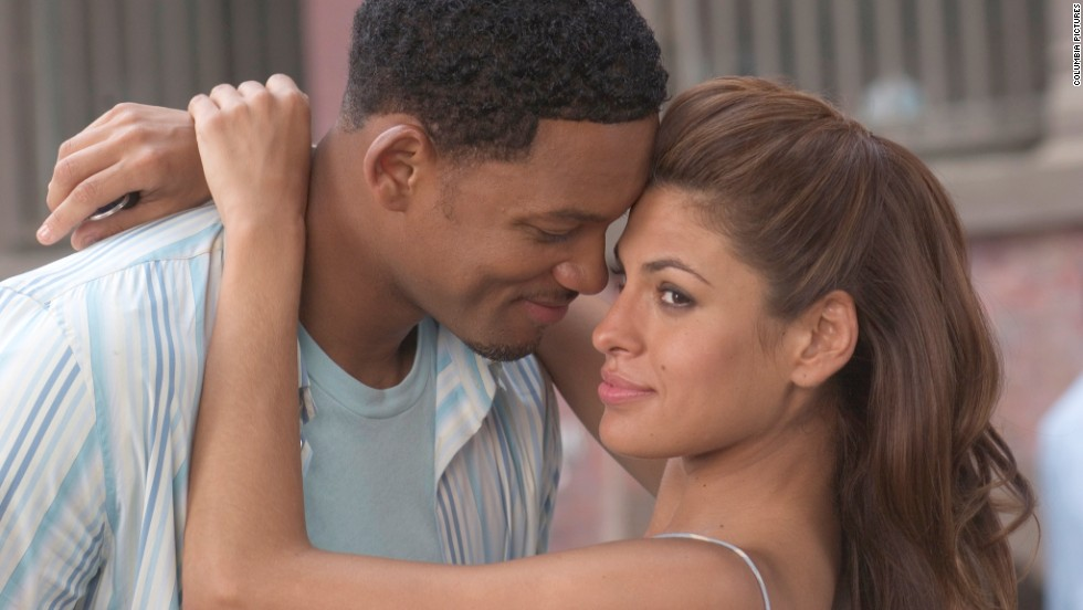"<strong>""Hitch"" (2005)</strong> -  Will Smith and Eva Mendes star in this sexy film about a reporter and and a love expert. (Netflix)"