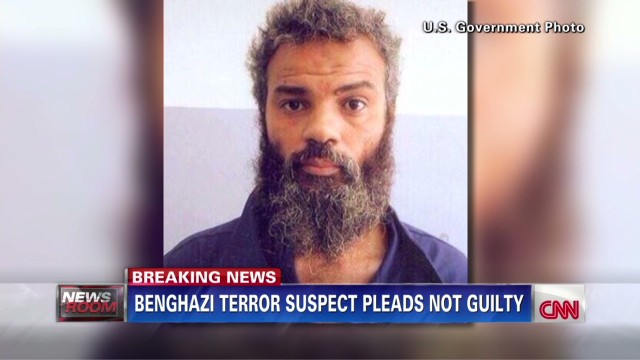 Benghazi terror suspect charged