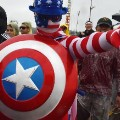 Captain America Fan World Cup