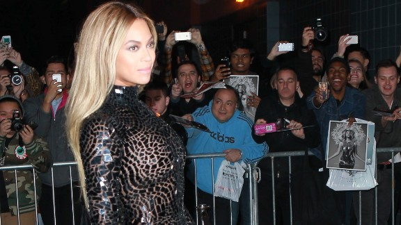 "In December 2013, Beyonce stunned fans by releasing a surprise ""visual album."" The project was well-received and shot to No. 1, spawning platinum hits like the single ""Drunk In Love."""