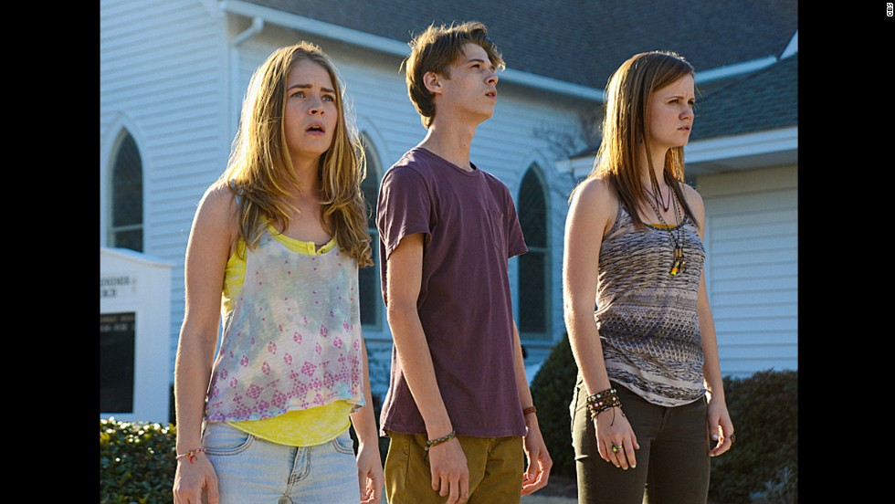 "<strong>""Under the Dome"" (2013)</strong> -  Season 2 of this other CBS/Amazon series based on the work of horror writer Stephen King, stars Colin Ford, Britt Robertson and Mackenzie Lintz. The new season that premiered this week has already taken some <a href=""http://insidetv.ew.com/2014/06/30/under-the-dome-spoiler-talks-her-surprise-exit/"" target=""_blank"">shocking turns</a>. (Amazon)"