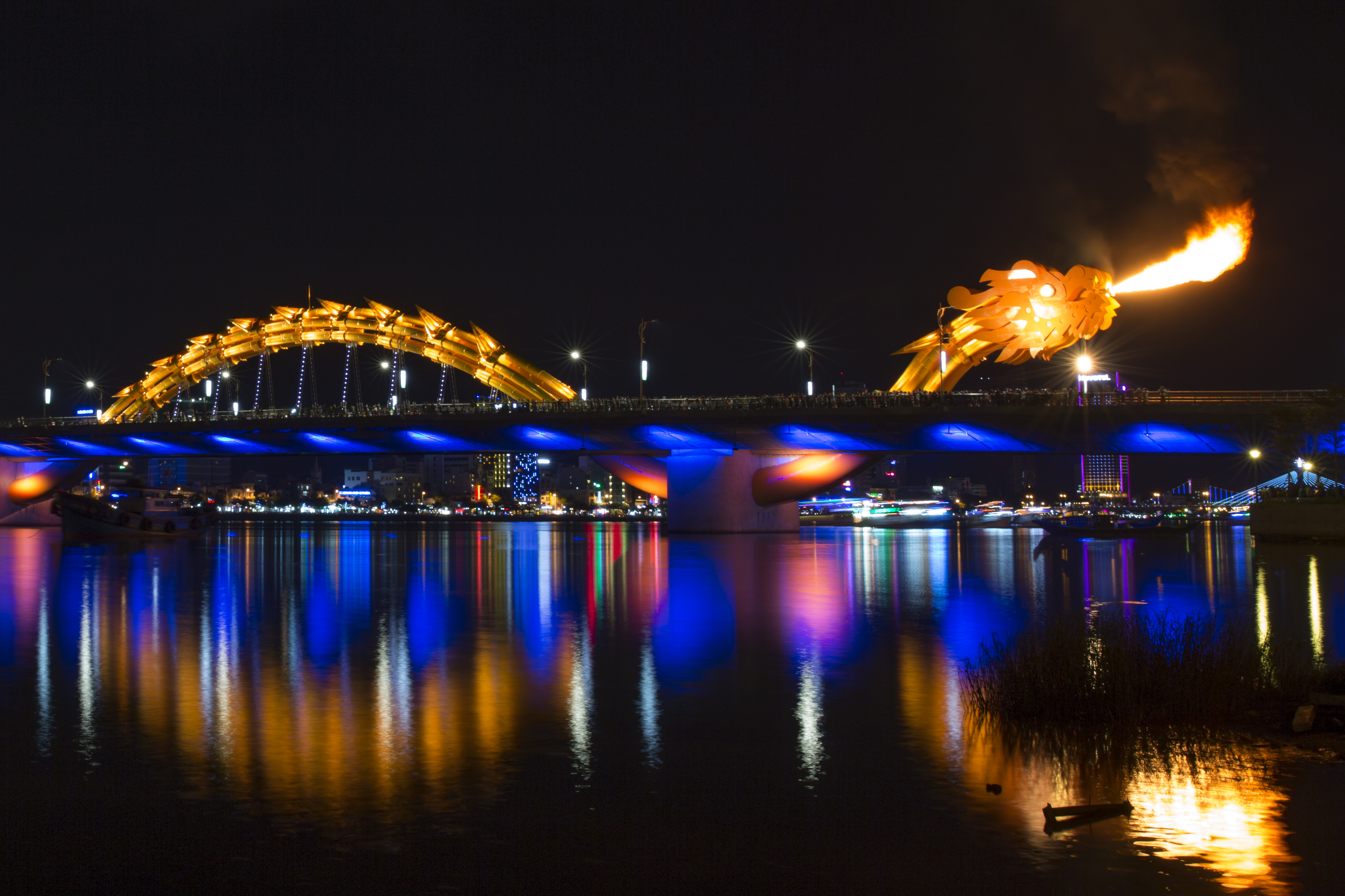 Dragon bridge da nangs fiery new success symbol cnn travel biocorpaavc