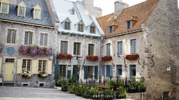 Founded in the early 17th century, Quebec City's historic Old City is a UNESCO World Heritage Site and North America's best example of a fortified colonial city.