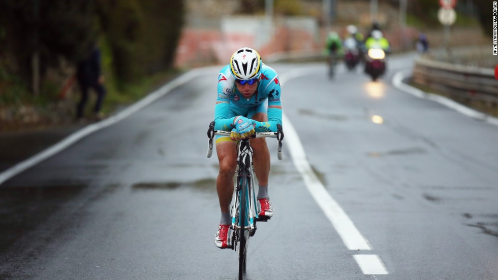 Astana is the name of the country's professional road cycling team, which includes last year's Tour de France winner Vincenzo Nibali amongst its ranks. Founded in 2007, it is sponsored by Kazakhstan's Sovereign Wealth Fund Samruk Kazyna.